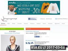 Miniaturka domeny shoppingnews.pl
