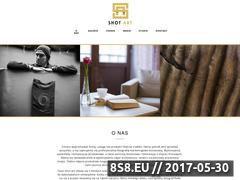 Miniaturka shotart.pl (Fotografia produktowa)