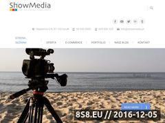 Miniaturka domeny www.showmedia.pl