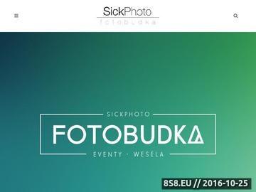 Zrzut strony Wynajem Fotobudki Częstochowa na różne imprezy