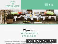 Miniaturka domeny siedzenapalecie.pl