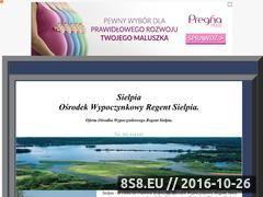 Miniaturka domeny www.sielpia.cba.pl
