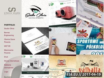 Zrzut strony Silesia Studio Agencja Reklamowa