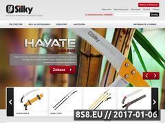 Miniaturka domeny silky24.pl