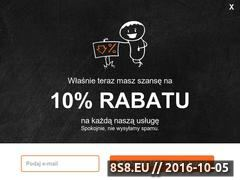 Miniaturka www.silneo.pl (Strony internetowe i pozycjonowanie)