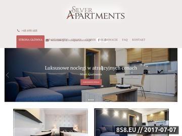 Zrzut strony Noclegi we Wrocławiu, apartamenty w centrum Wrocławia