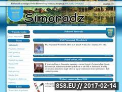 Miniaturka domeny www.simoradz.debowiec.com.pl