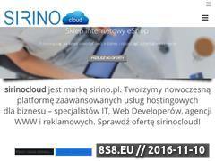 Miniaturka domeny sirinocloud.pl