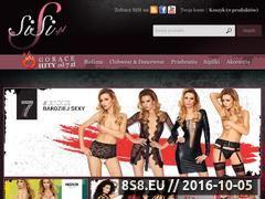 Miniaturka domeny www.sisi.pl