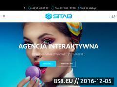 Miniaturka domeny www.sitab.pl