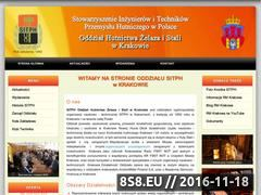Miniaturka domeny sitph-krakow.pl