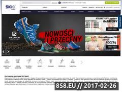 Miniaturka domeny sk-sport.pl