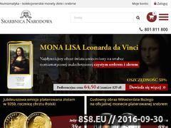 Miniaturka Monety kolekcjonerskie (skarbnicanarodowa.pl)