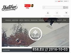 Miniaturka domeny www.skatefun.pl