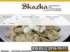 Miniaturka Jedzenie na telefon, catering oraz pierogi (skazka.pl)