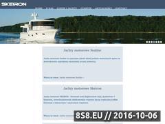 Miniaturka domeny www.skeiron.pl