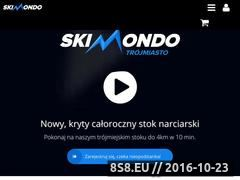 Miniaturka domeny skimondo.pl
