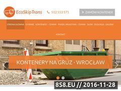 Miniaturka domeny skiptrans.pl