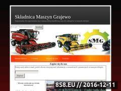Miniaturka domeny www.skladnicagrajewo.pl
