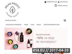 Miniaturka domeny skladprosty.pl