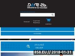 Miniaturka sklep-dare2b.pl (Odzież sportowa)