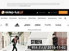Miniaturka Buty sportowe oraz odzież (sklep-luz.pl)