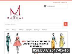Miniaturka sklep-markal.pl (Odzież męska sklep)
