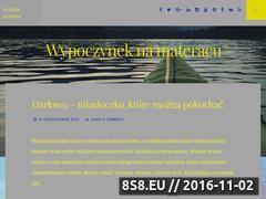 Miniaturka domeny www.sklep-materace.com.pl