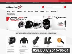 Miniaturka www.sklep-motocyklowy.com.pl (Sklep motocyklowy)