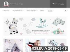 Miniaturka sklep-tolek.pl (Akcesoria i dodatki dla dzieci - Sklep Tolek)
