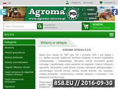 Miniaturka Ciągniki, maszyny rolnicze i części do maszyn (sklep.agroma.rzeszow.pl)
