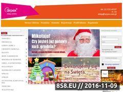 Miniaturka domeny www.sklep.arpex.com.pl