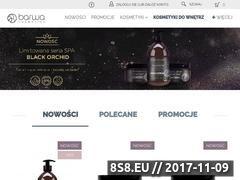 Miniaturka domeny sklep.barwa.com.pl