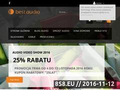 Miniaturka Kino domowe bezprzewodowe w sklepie Best Audio (www.sklep.bestaudio.pl)