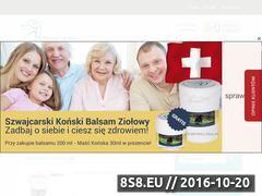 Miniaturka domeny sklep.bewell.com.pl