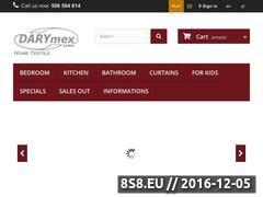 Miniaturka domeny sklep.darymex.pl