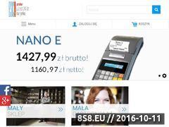 Miniaturka Urządzenia fiskalne (sklep.escsa.pl)