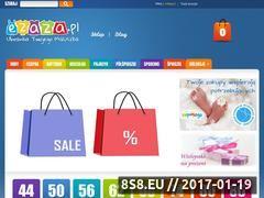 Miniaturka sklep.ezaza.pl (Ciuszki dla niemowlaków oraz ubranka dla niemowlaków)