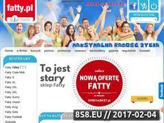 Miniaturka domeny sklep.fatty.pl