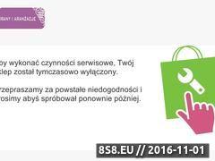 Miniaturka domeny sklep.firany-aranzacje.eu