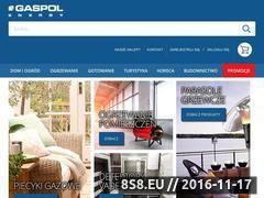 Miniaturka domeny sklep.gaspol.pl