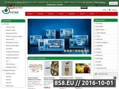 Miniaturka domeny sklep.gastro-system.com.pl