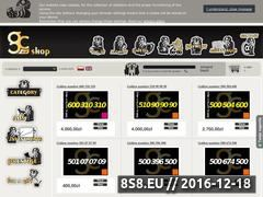 Miniaturka domeny www.sklep.gc.pl