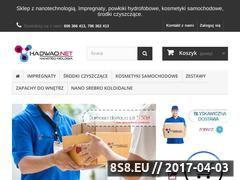 Miniaturka domeny sklep.hadwao.net