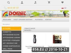 Miniaturka domeny sklep.hspdomet.pl
