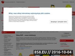 Miniaturka domeny sklep.intergo-bochnia.pl