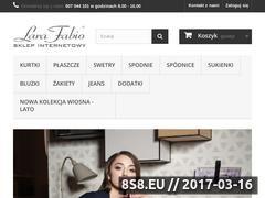 Miniaturka domeny sklep.larafabio.pl