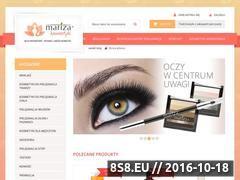 Miniaturka domeny sklep.mariza-kosmetyki.com.pl