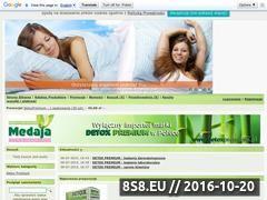 Miniaturka Sprzedaż plastrów oczyszczających Detox Premium (sklep.medaja.pl)