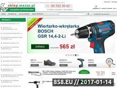 Miniaturka domeny sklep.mezar.pl
